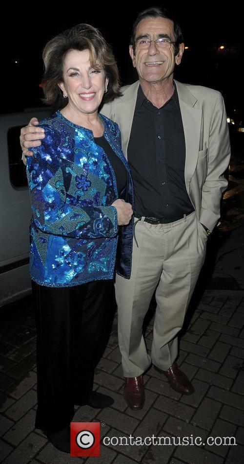 Edwina Currie and husband John Currie,  at...