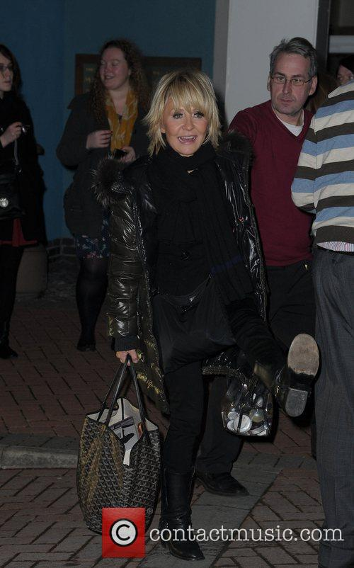 Lulu,  at the Strictly Come Dancing Live...
