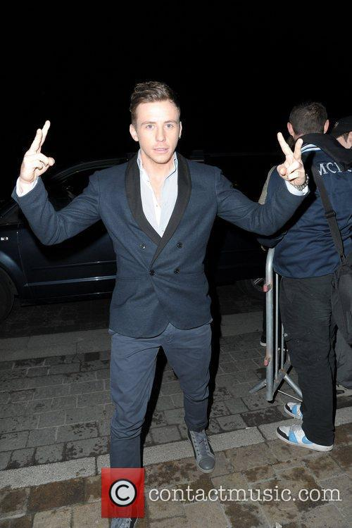 Danny Jones and Strictly Come Dancing 1