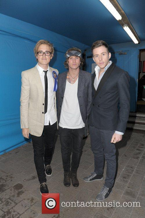 Danny Jones, Tom Fletcher and Strictly Come Dancing 4