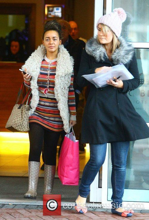 Chelsee Healey Strictly Come Dancing finalists leaving their...