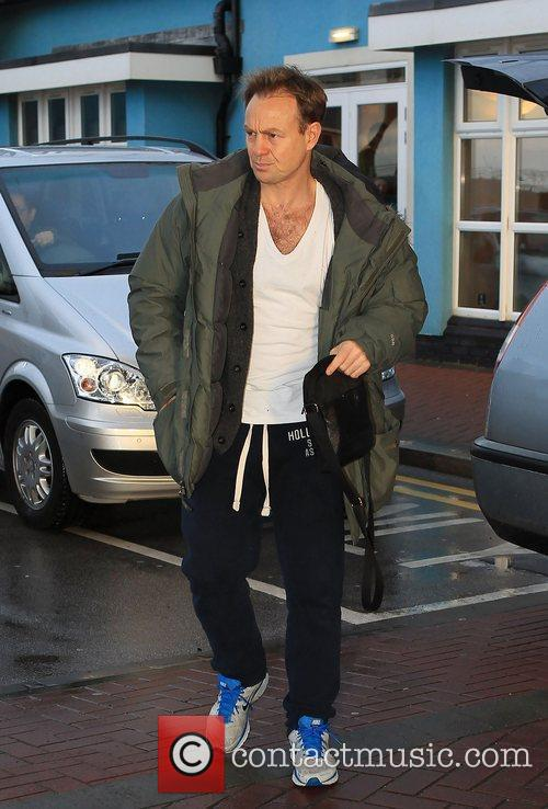 Jason Donovan Strictly Come Dancing finalists leaving their...