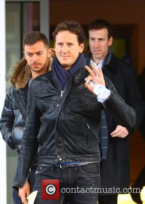 Brendan Cole  Strictly Come Dancing professional dancers...