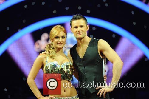 Aliona Vilani, Harry Judd 'Strictly Come Dancing' Live...