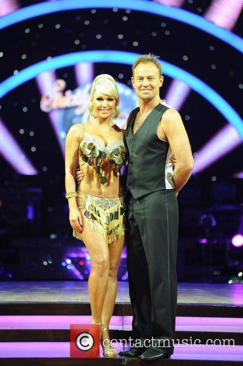 Kristina Rihanoff, Jason Donovan 'Strictly Come Dancing' Live...