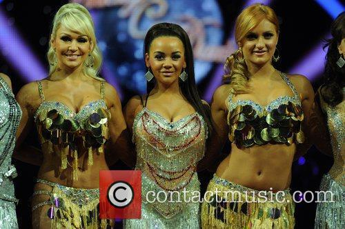 Kristina Rinaoff, Chelsee Healey, Aliona Vilani 'Strictly Come...