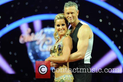 Natalie Lowe, Mark Foster 'Strictly Come Dancing' Live...