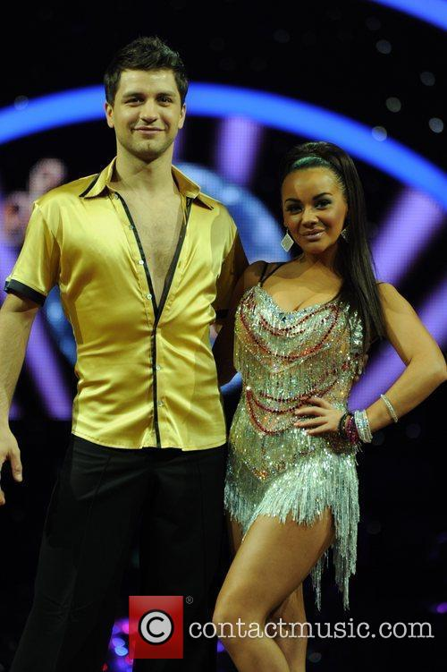 Pasha Kovalev, Chelsee Healey  'Strictly Come Dancing'...