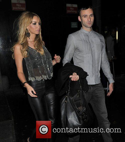 Lauren Pope and Stringfellows 4