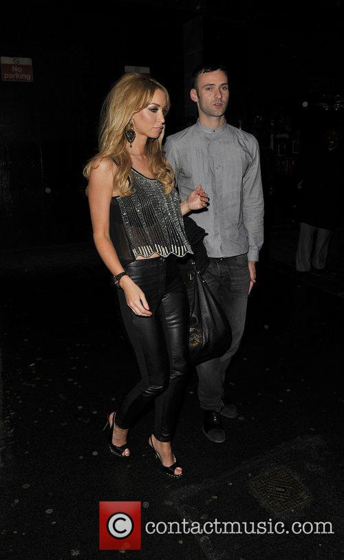 Lauren Pope and Stringfellows 8