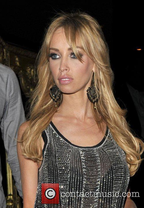 Lauren Pope and Stringfellows 9