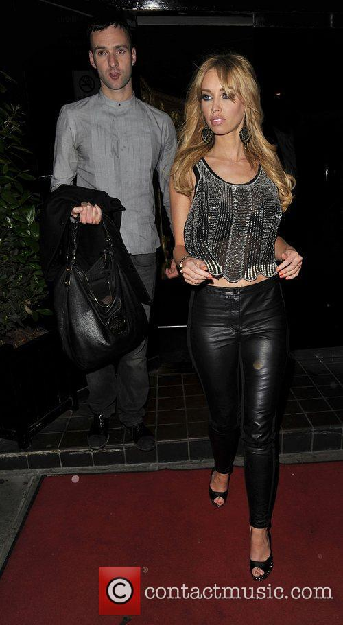 Lauren Pope and Stringfellows 10