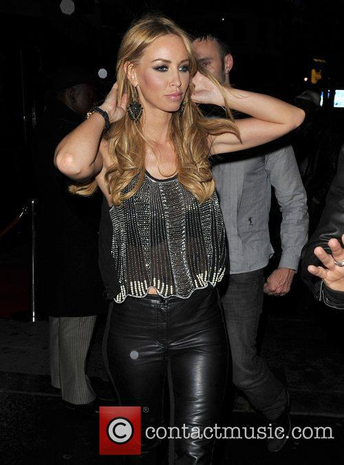 Lauren Pope and Stringfellows 1