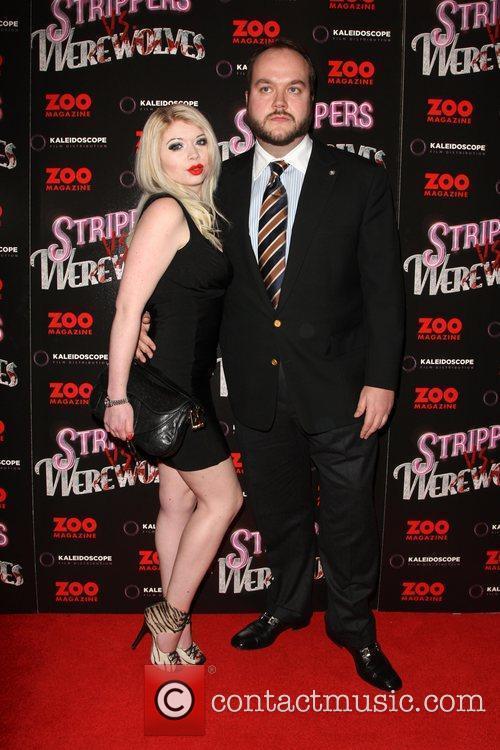 Charlie Bond and Jonathan Sothcott 'Strippers vs Werewolves'...