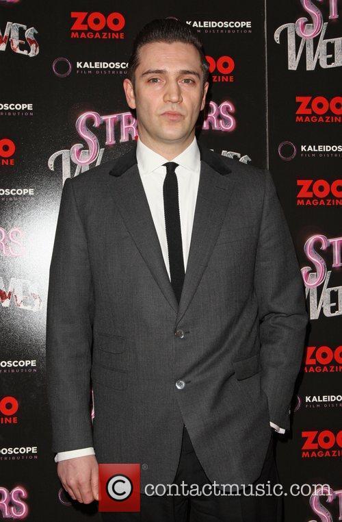 Reg Traviss 'Strippers vs Werewolves' premiere held at...