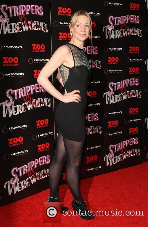 'Strippers vs Werewolves' premiere held at the Apollo...