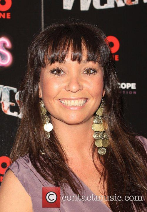 Lucinda Rohdes Flaherty 'Strippers vs Werewolves' premiere held...