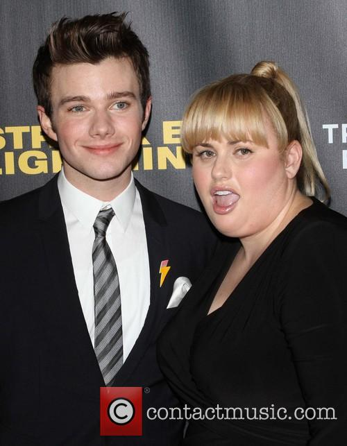 Chris Colfer and Rebel Wilson 2