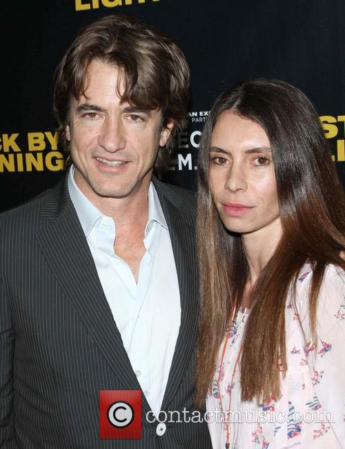 Dermot Mulroney and Tharita Cesaroni 1