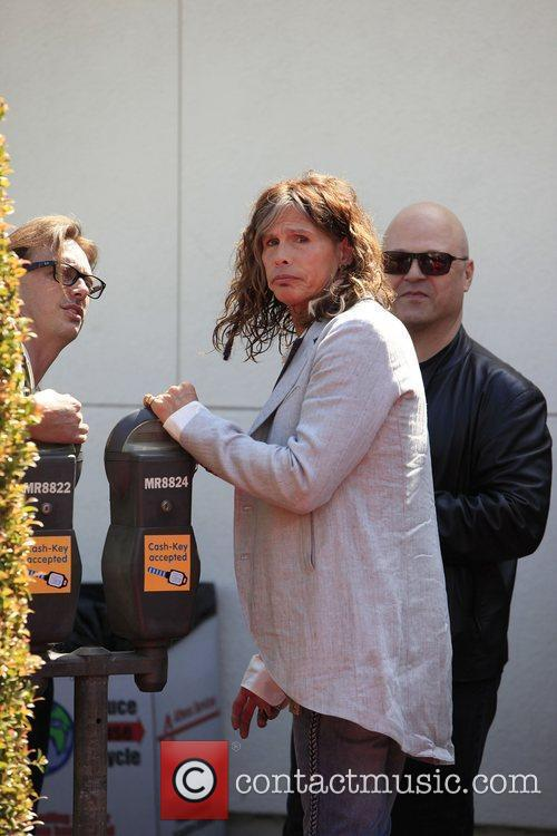 michael chiklis steven tyler at the 9th 3774862