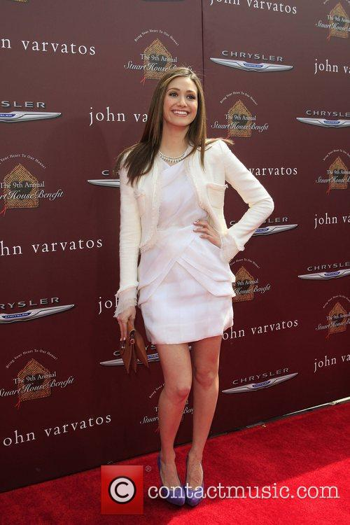 emmy rossum at the 9th annual john 3774912