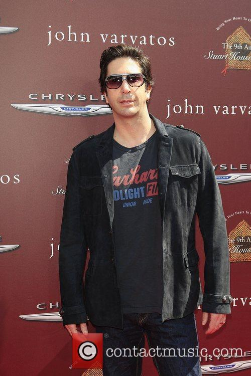 david schwimmer at the 9th annual john 3774925