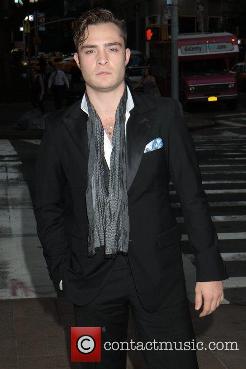 Ed Westwick 2012 Style Awards held during Mercedes-Benz...