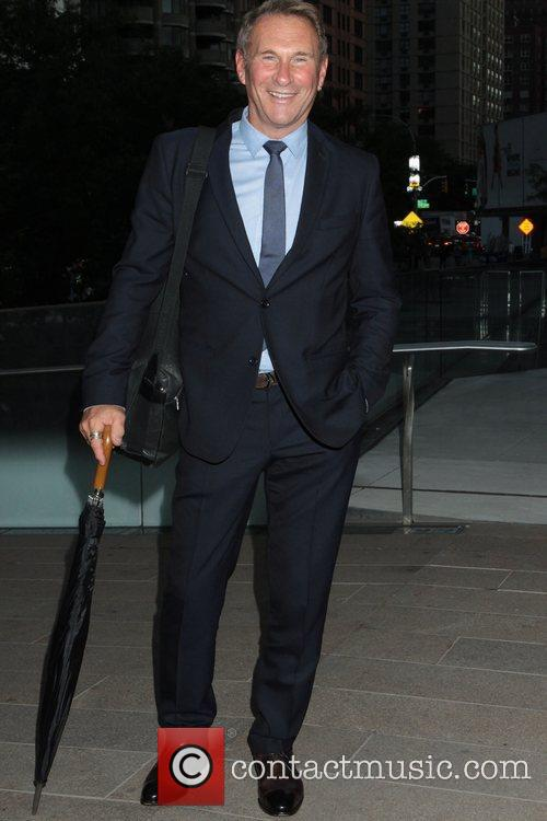 Hal Rubenstein 2012 Style Awards held during Mercedes-Benz...