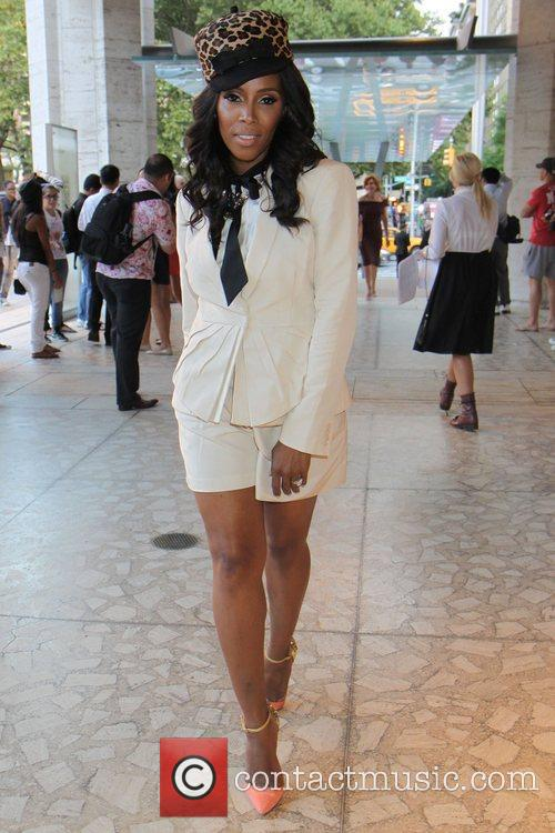 June Ambrose 2012 Style Awards held during Mercedes-Benz...