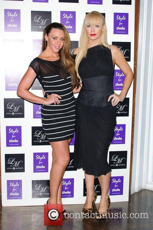 Michelle Heaton and Liz Mcclarnon 3