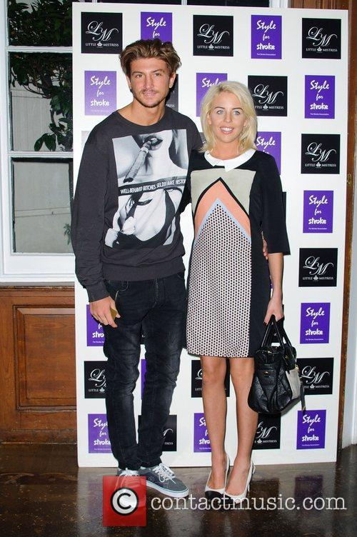 Tom Kilbey, Lydia Rose Bright and Lydia Bright 2