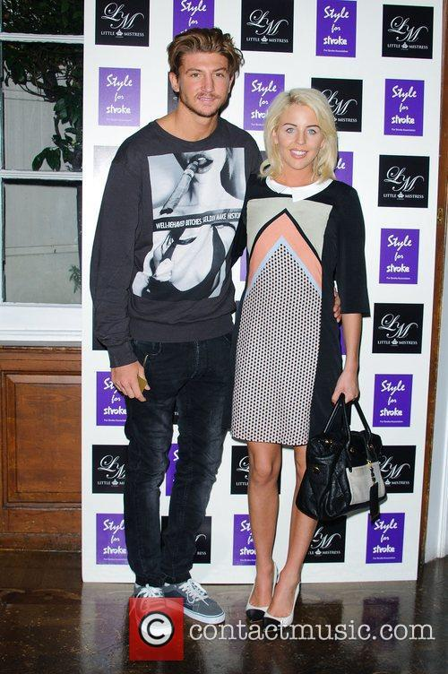 Tom Kilbey, Lydia Rose Bright and Lydia Bright 1