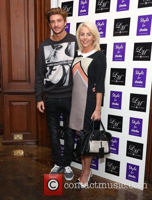 Tom Kilbey, Lydia Rose Bright and Lydia Bright 3
