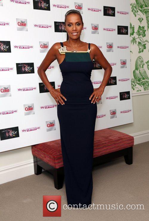 Lysa Cooper Style to Rock TV press launch,...