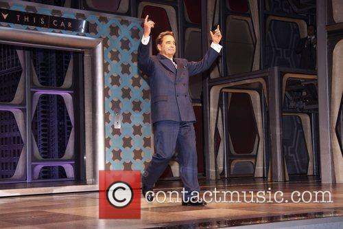 Beau Bridges in the musical 'How To Succeed...