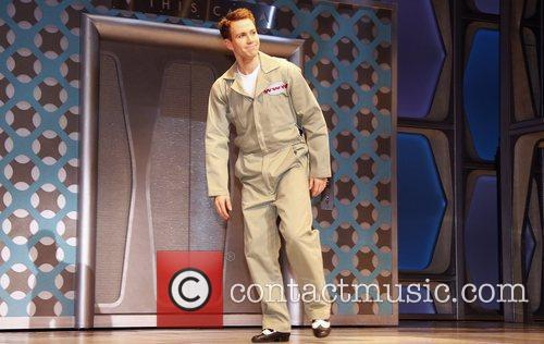 Christopher J. Hanke in the musical 'How To...