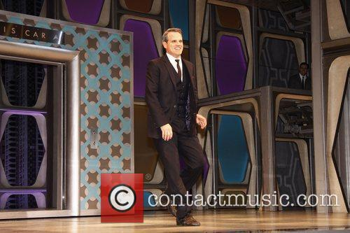 Michael Park in the musical 'How To Succeed...