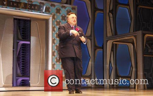 Rob Bartlett in the musical 'How To Succeed...