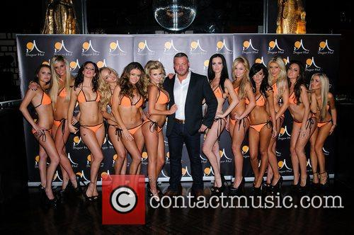 Mick Norcross TOWIE star and Sugar Hut owner...