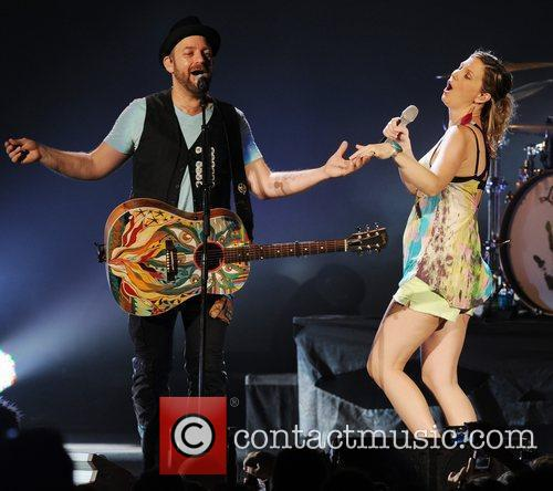 jennifer nettles and kristian bush of sugarland 4012830