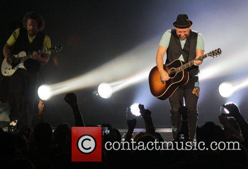 Kristian Bush of Sugarland performs during the 'In...