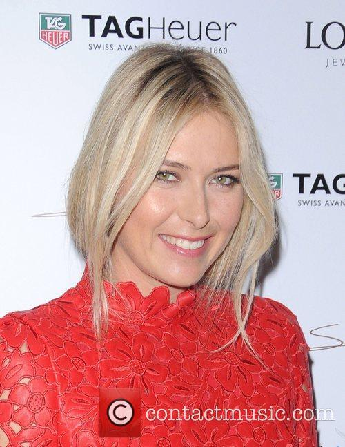 *file photo* Tennis star Maria Sharapova launches Sugarpova...