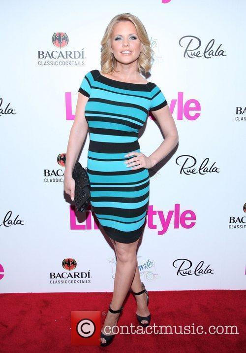 Carrie Keagan  Life & Style Celebrates 'A...
