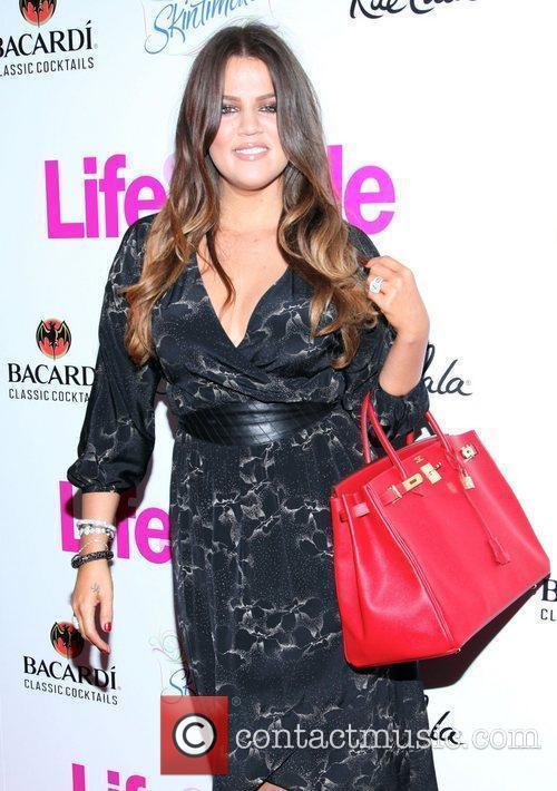 Khloe Kardashian Life & Style Celebrates 'A Summer...