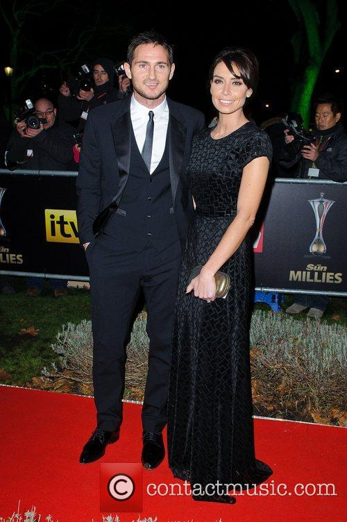 Frank Lampard and Christine Bleakley 9