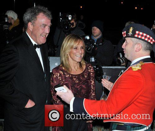 Jeremy Clarkson and Frances Cain 2
