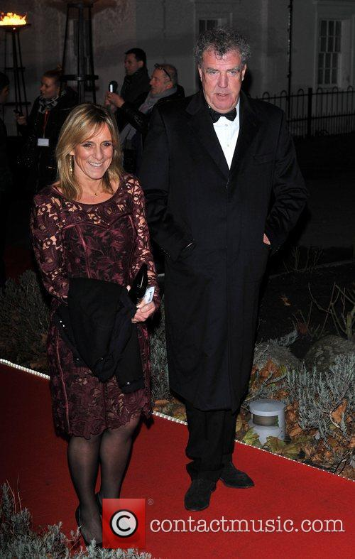 Jeremy Clarkson and Frances Cain 3