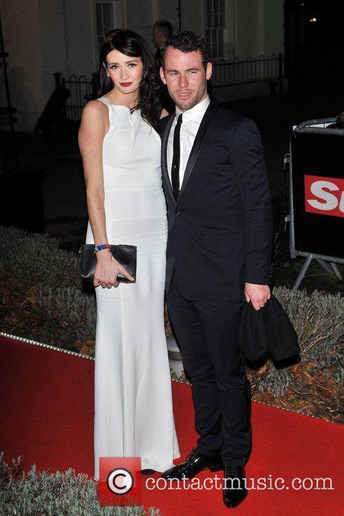 Mark Cavendish and Peta Todd Night of Heroes:...