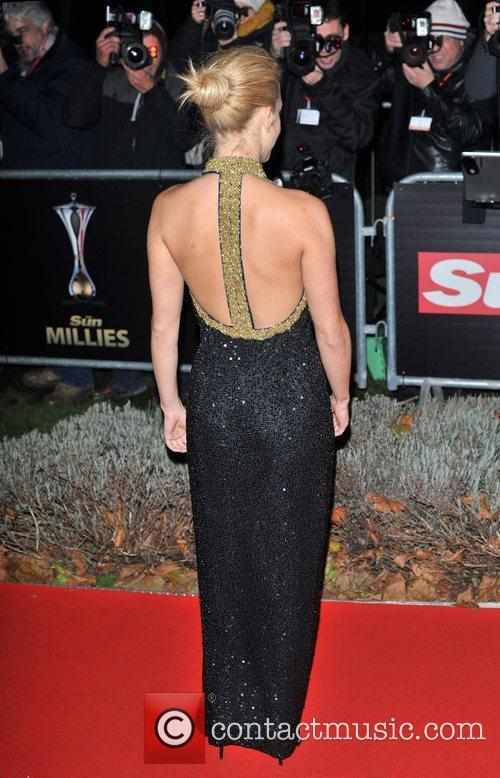 Ashley Roberts Night of Heroes: The Sun Military...