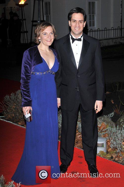 Ed Miliband and Justine Thornton Night of Heroes:...